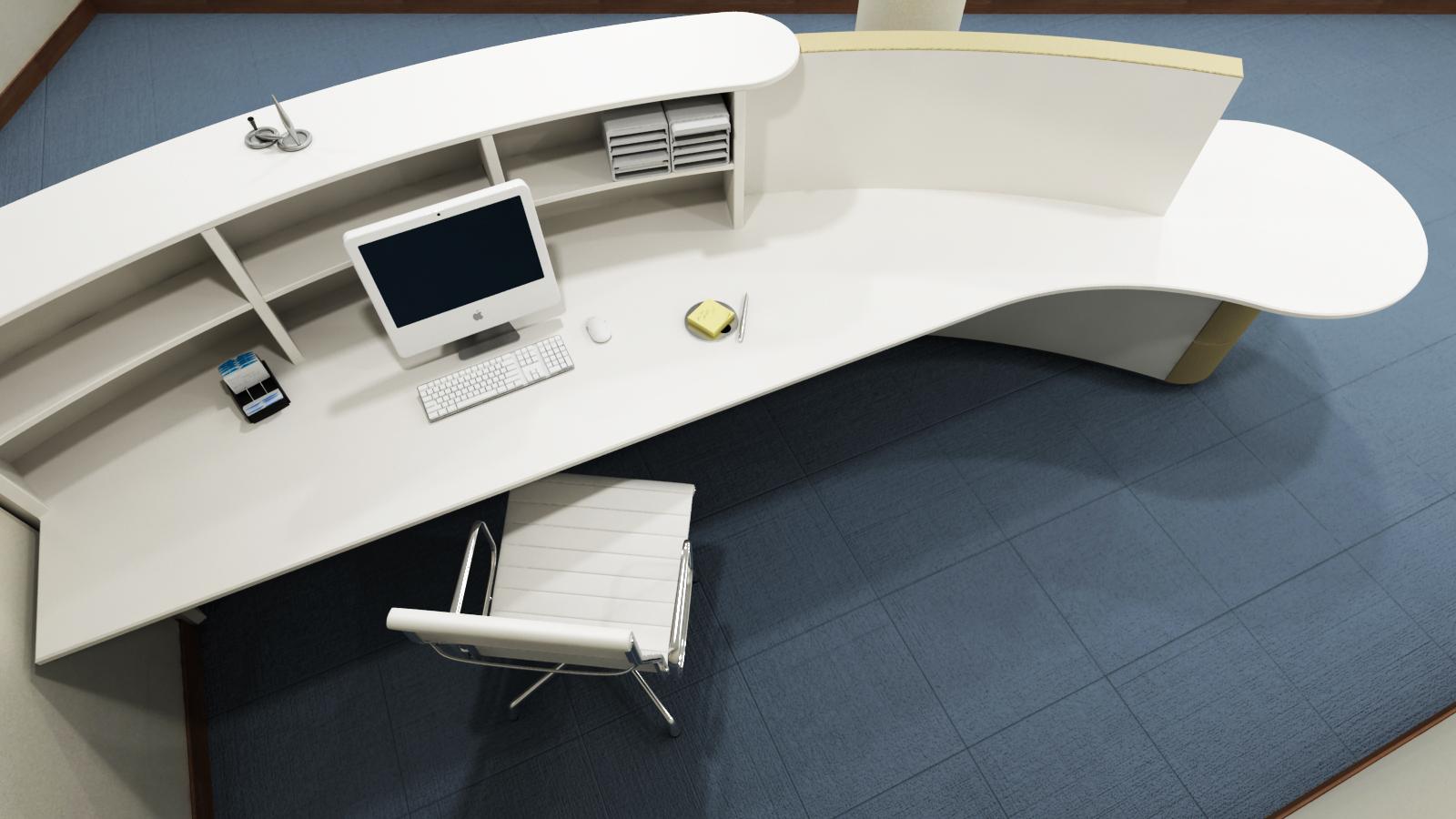 Elementi di arredo guido cottino for Fenice design sedie ufficio