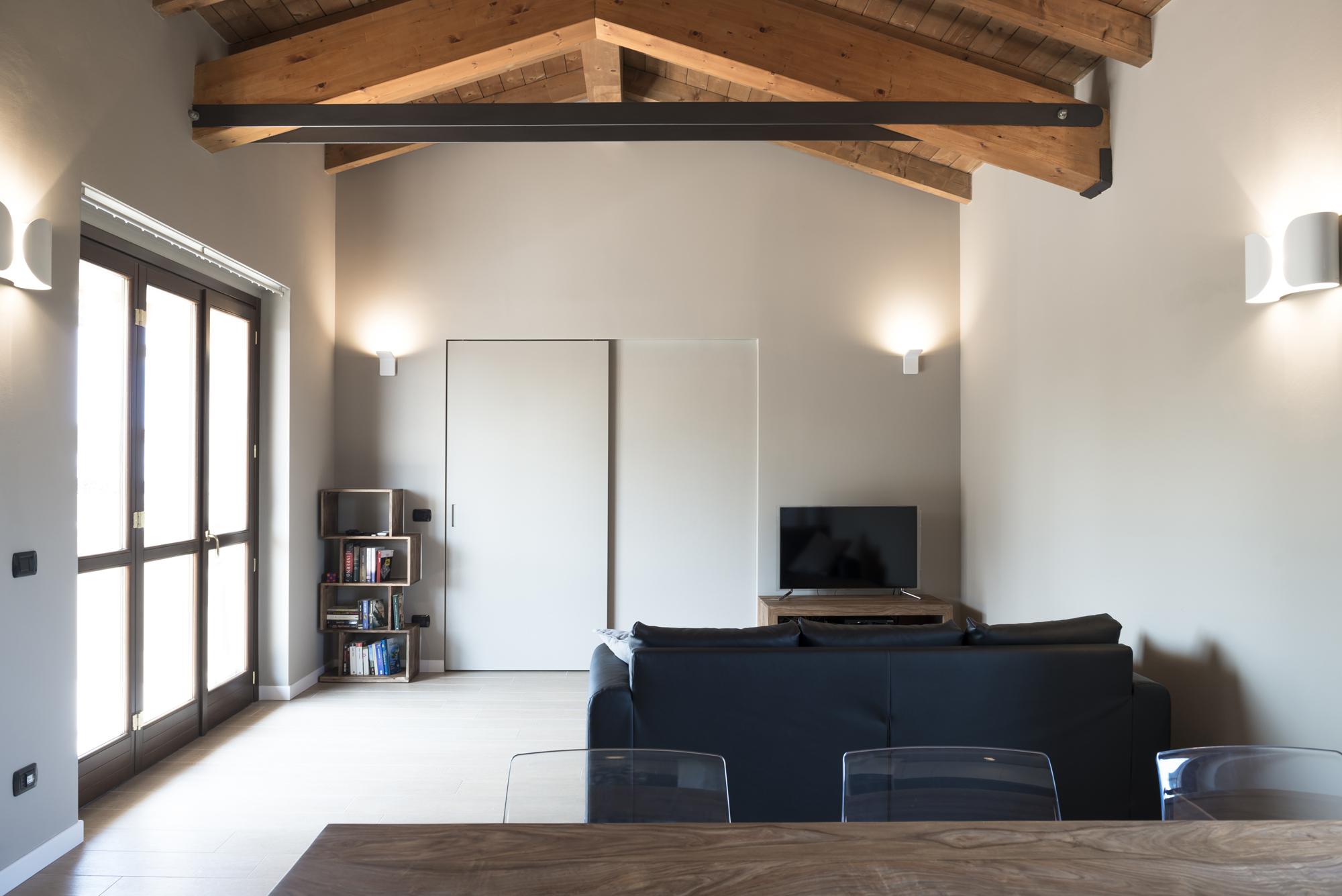 Casa #01_2015 – Soggiorno